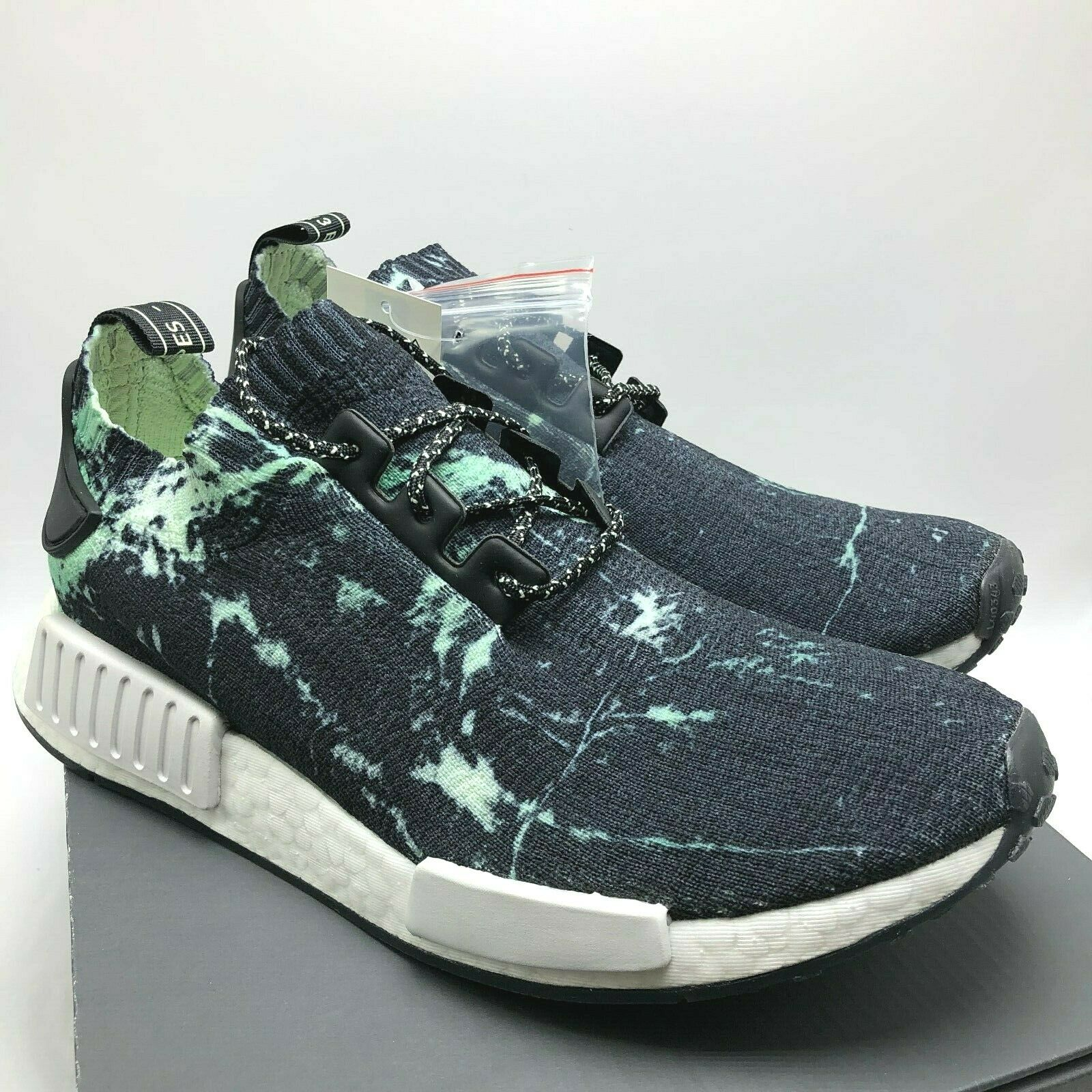 adidas NMD R1 PK Size 8 Mens Marble