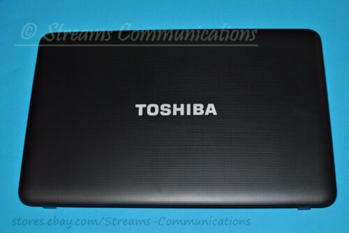 """TOSHIBA Satellite C855 //D Series 15.6/"""" Laptop LCD Back Cover Rear Lid"""