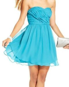 d1375086c10 Hailey Logan by Adrianna Papell Dress Size Juniors 9 10  99 Dark ...