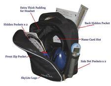 Genuine SkyLite Professional Pilot Aviation GA Headset Carry Bag