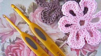 Clover Soft Touch Crochet Hooks Sets
