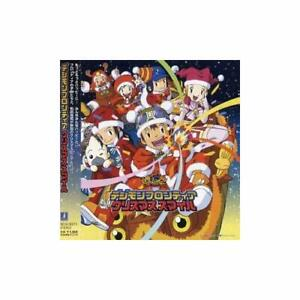 DIGIMON-FRONTIER-CHRISTMAS-SMILE-ANIME-SOUND-CD