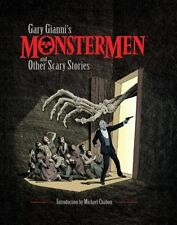 Gary Gianni's MonsterMen and Other Scary Stories-ExLibrary