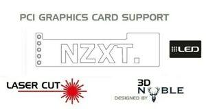Blanco-Led-Retroiluminada-NZXT-GPU-flacidez-Soporte-Soporte-GTX-AMD-NIVIDA-ATI
