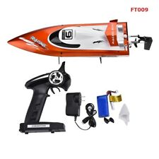 FT009 2.4G High Speed Radio Remote Control RC 30km/h Century Racing Boat