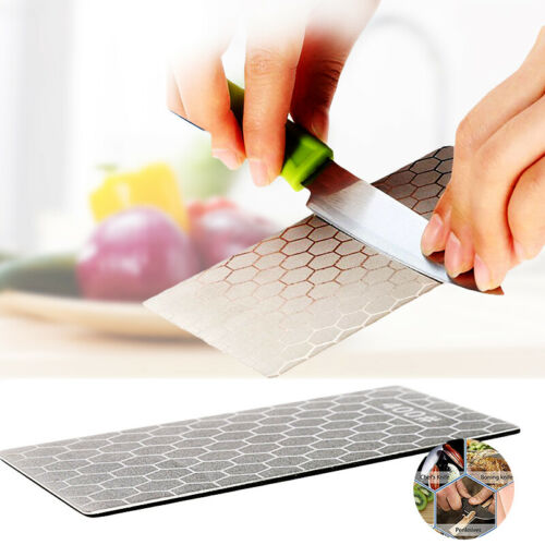 Diamond Sharpening Stone Ultra-Thin Honeycomb Surface  Whetstone Grinding Tool
