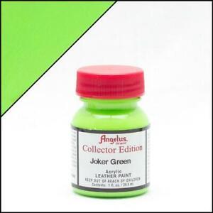 Angelus Collector Edition Lederfarbe Joker Green 29,5ml (26,95€/100ml)