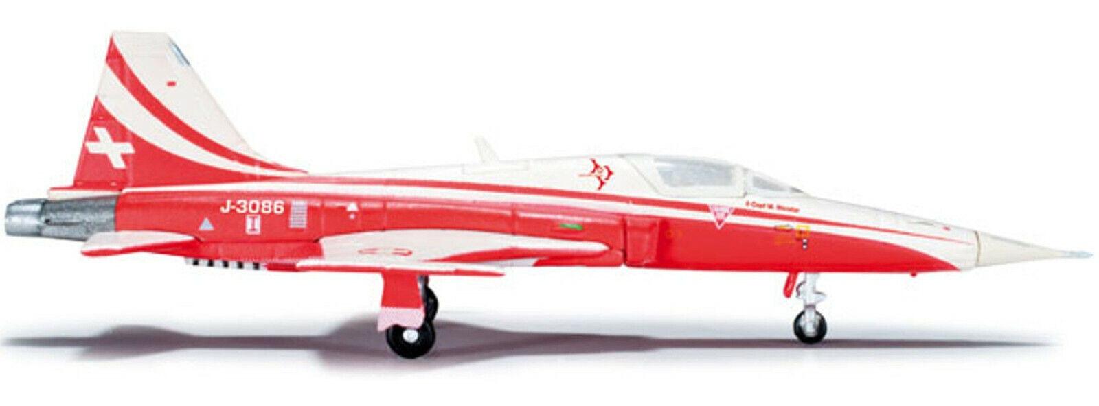 1 200 Herpa Wings 555289 Northrop f5e Tiger II, ricognizione Suisse Tiger Cinque