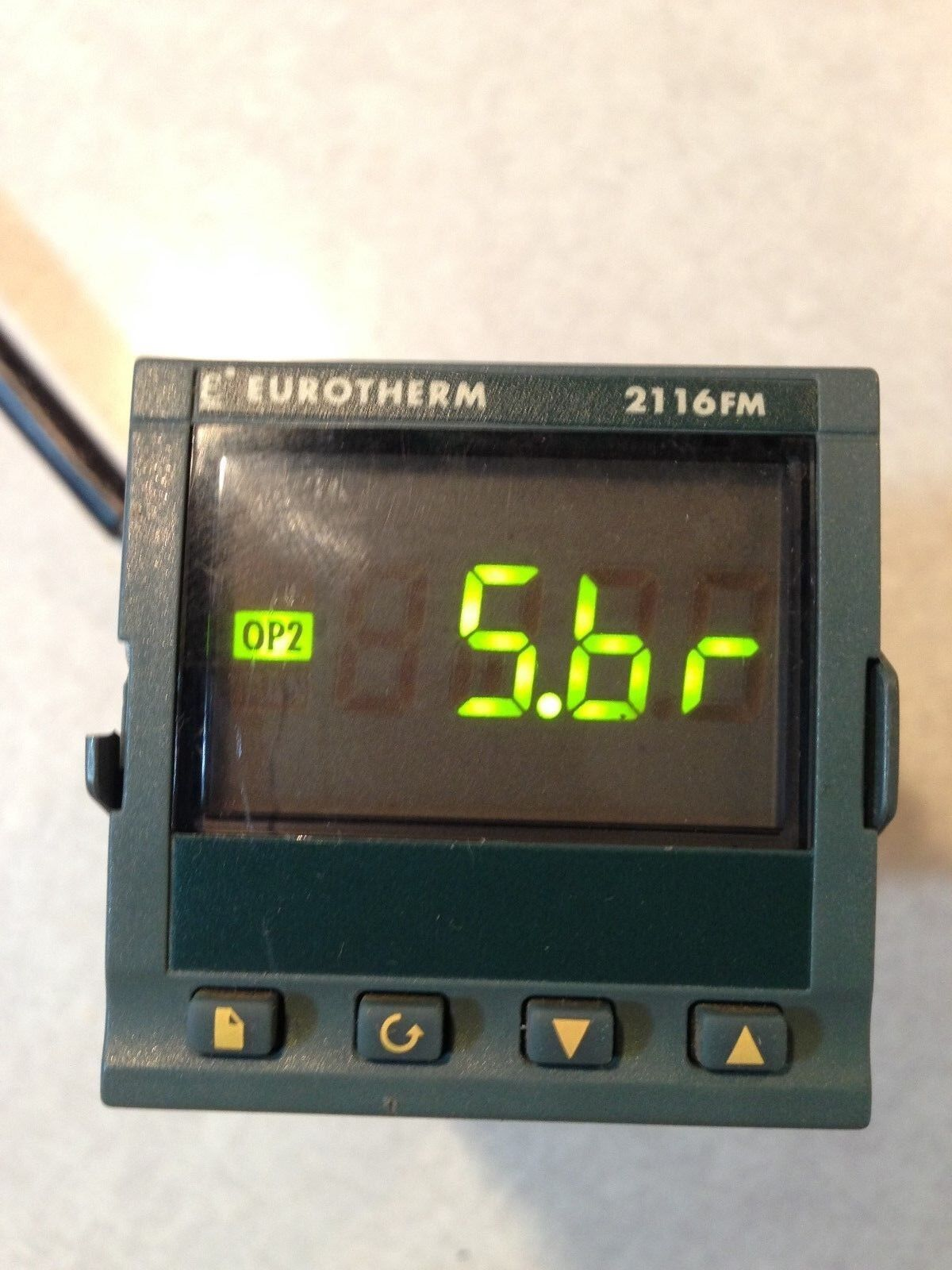 Euredherm 2216 Temperature Control Programmable 2216 FM VH ENG FH J -340 2192 F