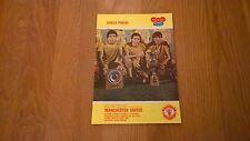 1983-84 Dukla Prague v Manchester Utd - Cup Winners Cup