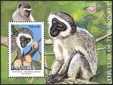 Namibia 2004 YO Monkey/Vervet Monkey/Animals/Wildlife/Nature 1v m/s (n16969)