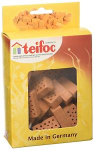 Symbole De La Marque Teifoc Regular Brique Kit-afficher Le Titre D'origine Des Performances InéGales
