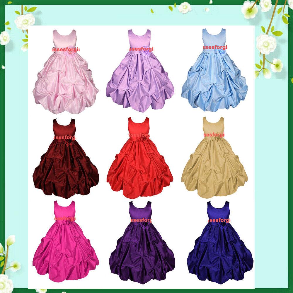 Clearance Lot 220 Pcs AMJ Dresses Inc Baby's/Girl's Flower Girl Dress