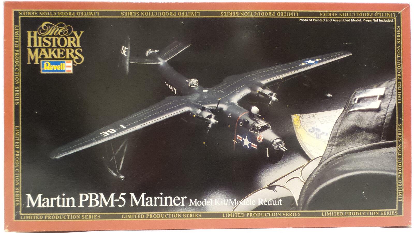 AVIATION   MARTIN PBM-5 MARINER MODEL KIT MADE BY REVELL IN 1983 (MLFP)