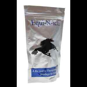 EquiNice Cooling Bandage  reduces swelling amp pain in horses tendons - Bracknell, United Kingdom - EquiNice Cooling Bandage  reduces swelling amp pain in horses tendons - Bracknell, United Kingdom