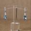 4-20Ct-Emerald-Cut-Aquamarine-Drop-amp-Dangle-Earrings-Solid-14K-White-Gold-Finish thumbnail 4