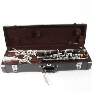 Yamaha Model YCL-622II Professional Bass Clarinet - Range to Low C SN 005399 WOW