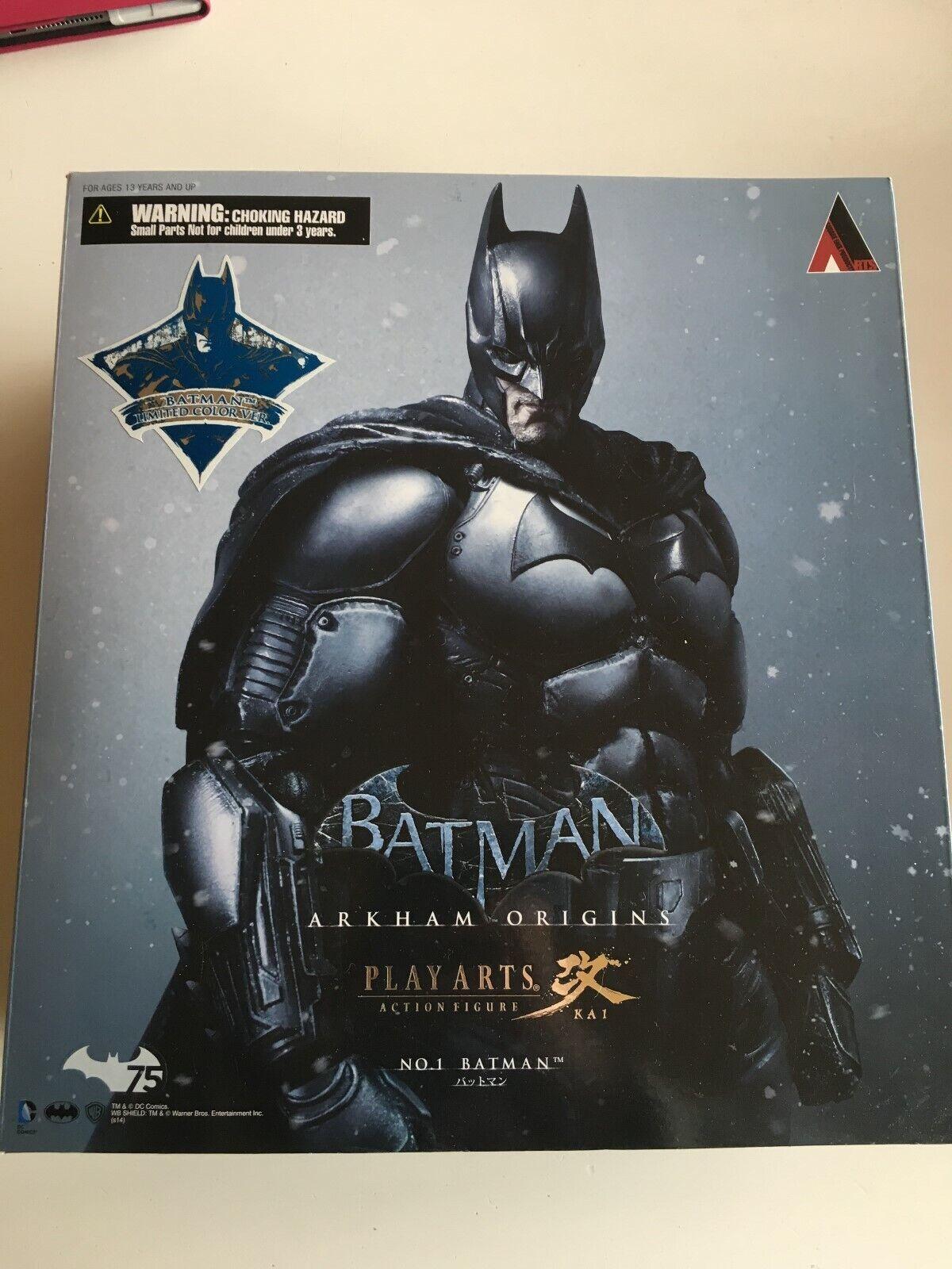 Jugar Arts Kai SDCC 2014 exclusive Arkham Origins BATMAN - DC Comics - opened