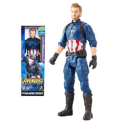 "Marvel Avengers Infinity guerre Titan Hero série power fx THOR 12/"" Action Figure"