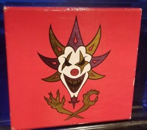 Insane Clown Posse - The Mighty Death Pop RED CD set twiztid MIKE E CLARK icp