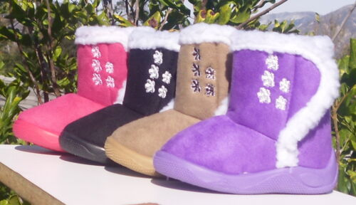 New Boots for Toddler Girls. Many sizes & Colors