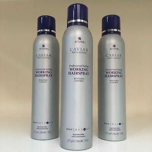eb26b912053c Details about Alterna Caviar Anti-Aging Working Hairspray 7.4 oz - NEW!!!  *** YOU CHOOSE!!!