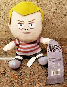 NEW-The-Addams-Family-Movie-Pugsley-Plush-Toy-Factory-Stuffed-Doll-8-034-Figure