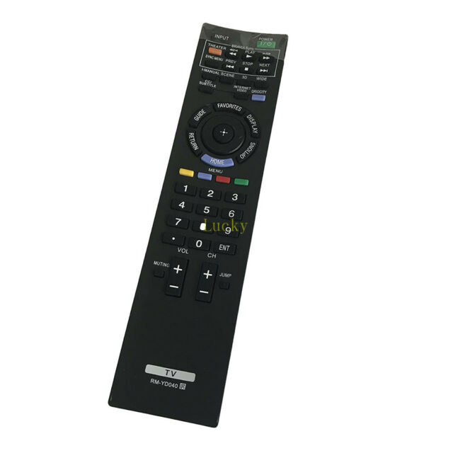 New Generic RM-YD103 For Sony LCD TV Remote Control RM-YD103 RM-YD065 RM-YD035