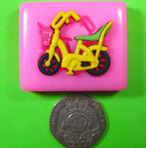 Retro Raleigh Chopper Moule Silicone Vélo par fairie bénédictions