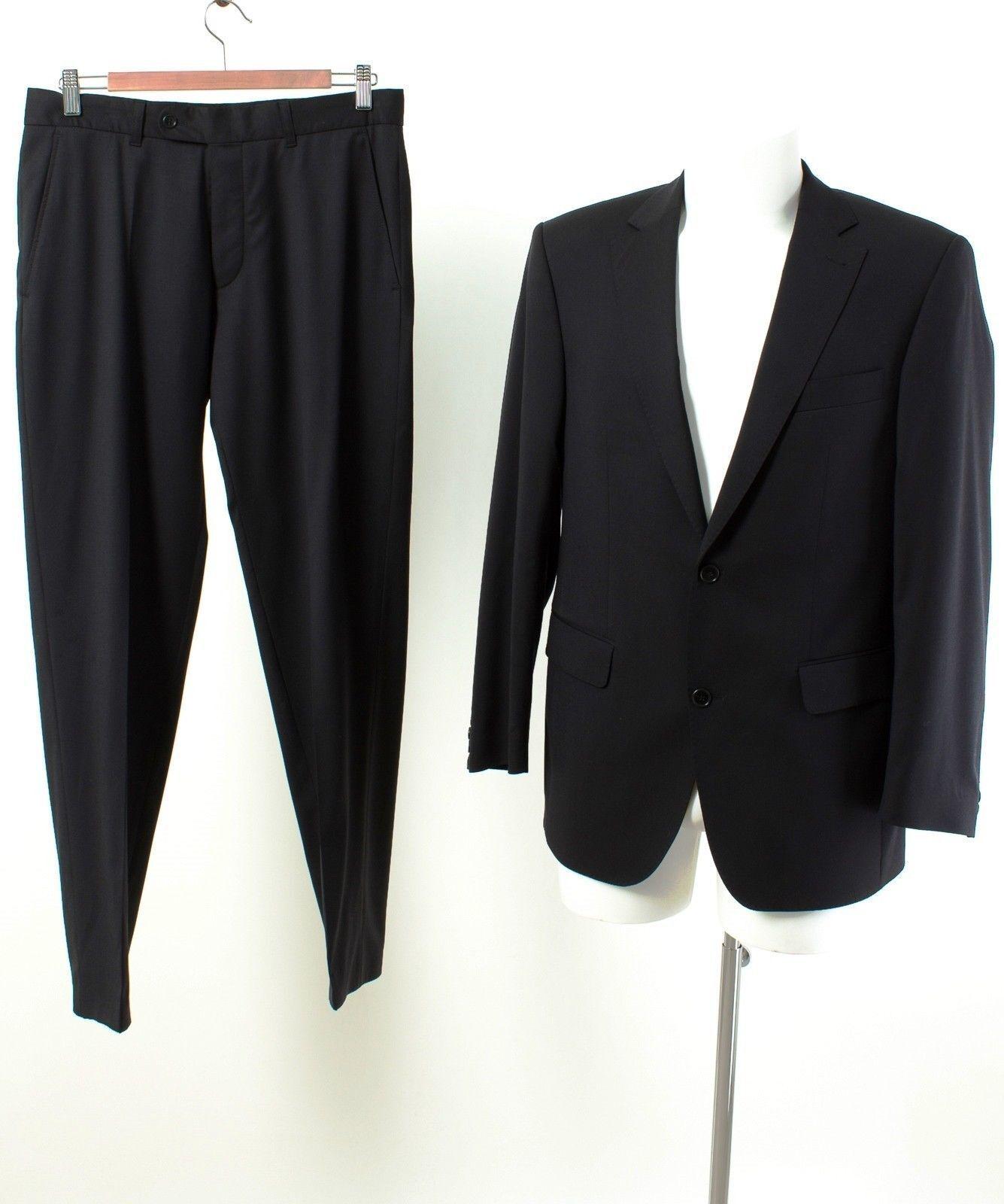 CARL GROSS BY CERRUTI 1881 Anzug WIE NEU  Gr.46-48 Wolle Business Suit    Viele Stile    Um Eine Hohe Bewunderung Gewinnen Und Ist Weit Verbreitet Trusted In-und     Spaß