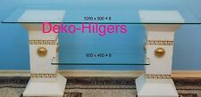 Regal TV Medusa Säule Säulenregal Säulen Exklusiv Dekoration Möbel 1869 F108
