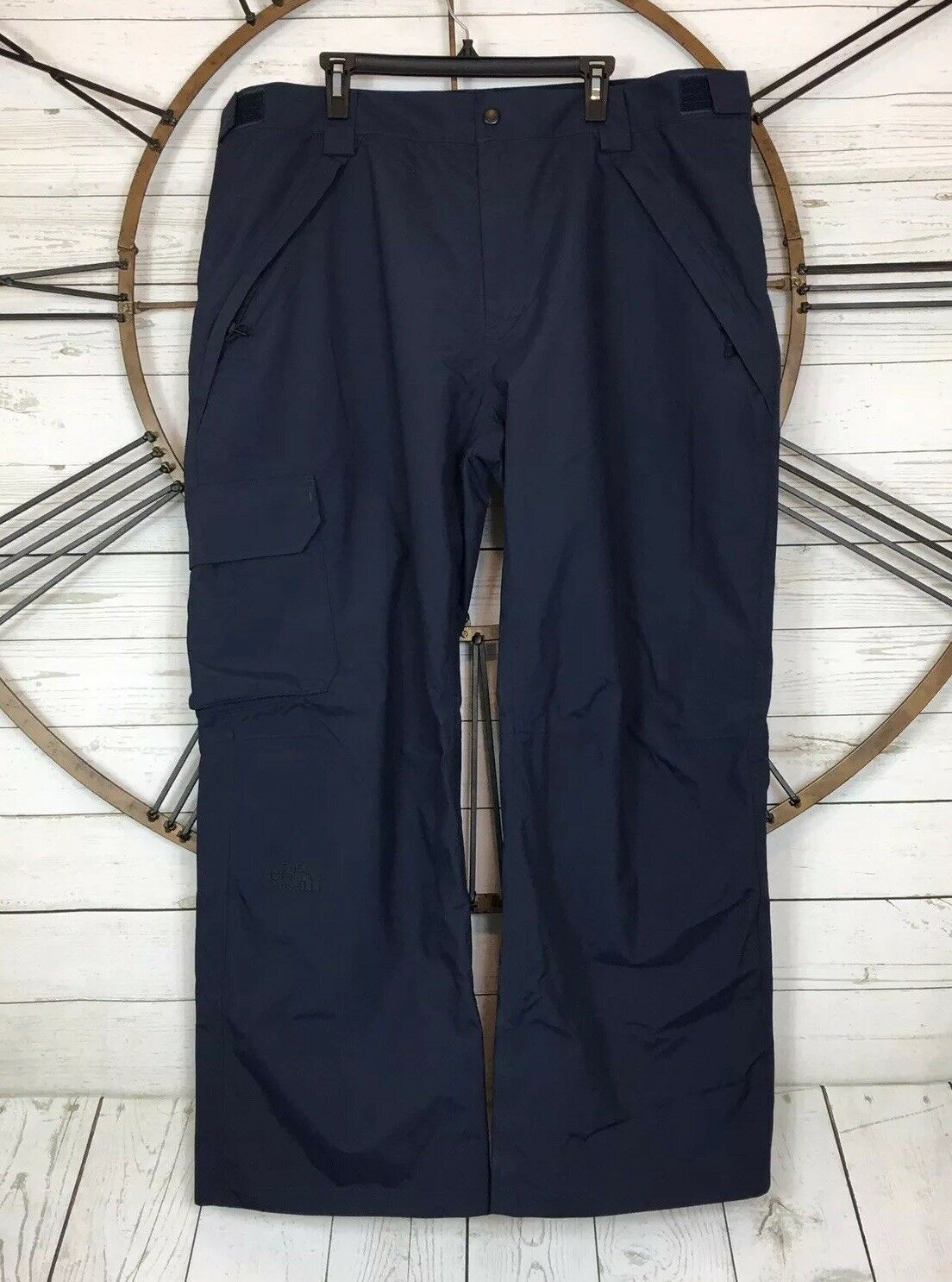 The North Face  Mens Size XXL bluee Dryvent Pants  big discount