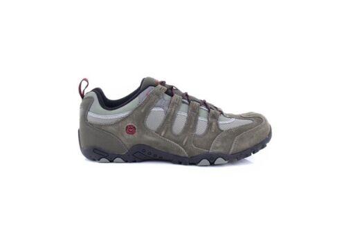 Hi-Tec Quadra T588 Clásico Para hombres Ligero Caminar Zapatos De Senderismo Entrenadores Char