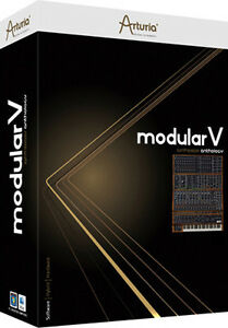 new arturia modular v3 analog software synthesizer cubase plug in pc mac 3760033530314 ebay. Black Bedroom Furniture Sets. Home Design Ideas