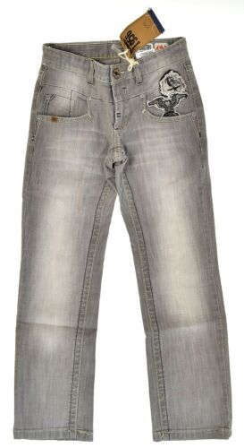 RAGS INDUSTRY ●● graue Jeans  washed out  gerades Bein  div.Gr Neu m.Et.