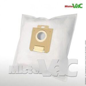 4  Staubsaugerbeutel Philips S-Bag  für Philips PowerLife FC8452//01