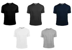 GAP-Herren-Authentic-Rundhalsausschnitt-Baumwolle-T-Shirt-alltaeglichen-Einfarbig-kurzarm