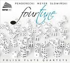 FourTune Performs Polish Flute Quartets (CD, Mar-2014, NFM)