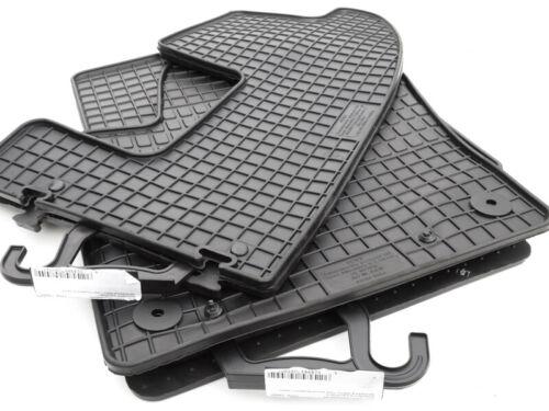Gummi Fußmatten SEAT Alhambra 7.Sitzer Original Qualität Gummimatten 4.tlg NEU