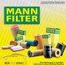 Mann-Filter Inspektionspaket Filtersatz Mercedes E-Klasse W211 T-Model S211