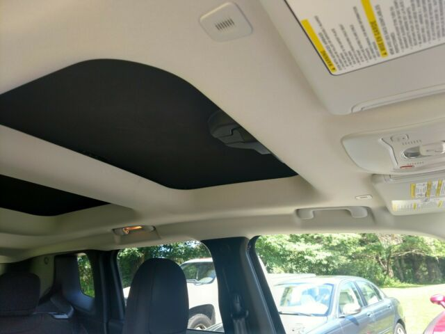 2015 2016 2017 Jeep Renegade My Sky Front Removable Roof ...