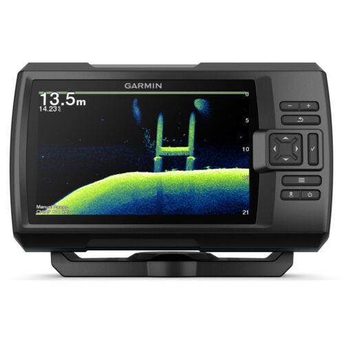 Details about  /Garmin STRIKER Vivid 7cv Fishfinder with GT20-TM Transducer