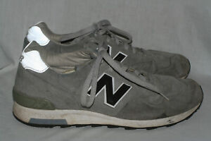 Details about New Balance 1400 gray sneakers M1400G men US 11.5 UK 11 EUR 45.5 D Made in USA