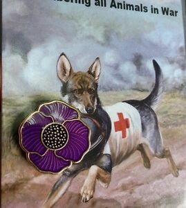 The-Purple-Poppy-Lapel-Pin-Remembering-Our-Animals-On-Remembrance-Day-20mm