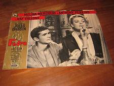 FOTOBUSTA,1962,FEDRA,Phaedra,Jules Dassin,Melina Mercouri,Anthony Perkins