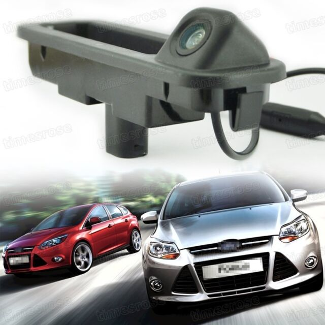 Car Trunk Handle Parking Rear View Reverse Camera for Ford Focus 2012 2013 2014