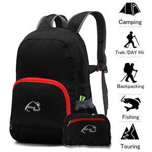 25L-Hiking-Backpack-Camping-Rucksack-Waterproof-Shoulder-Travel-Bag-Men-Women