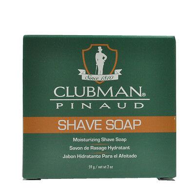 Clubman Pinaud Moisturizing Shave Soap 2oz