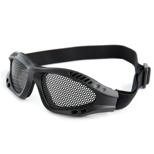 Camouflage Camo Sand Airsoft Set Brille Mesh Schutzbrille Softair Paintball Sonstige Sport