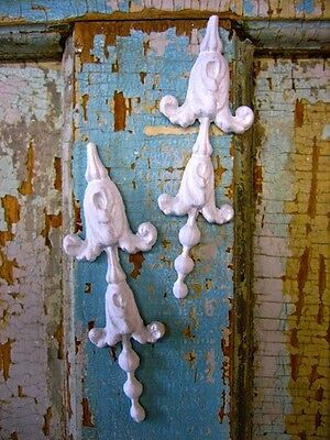SHABBY & CHIC FURNITURE APPLIQUES* DROPS *  ONLAYS * RESIN & WOOD MOLDINGS